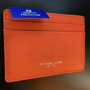 Brand New Michael Kors Card Holder Wallet